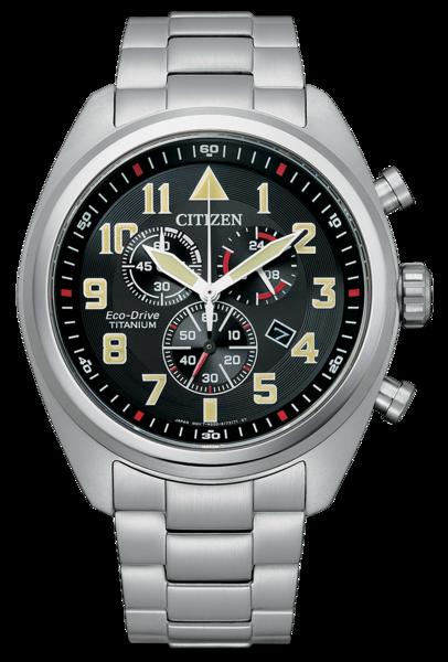 Citizen Citizen AT2480-81E Super Titanium horloge 44 mm