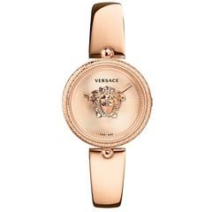 Versace VECQ00718 Palazzo dames horloge rosé goud