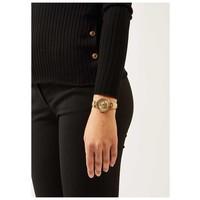 Versace Versace VECQ00618 Palazzo dames horloge goud 34 mm