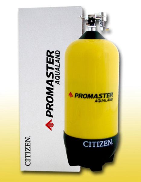 Citizen Citizen BN2021-03E Promaster Marine Eco-Drive heren horloge 49 mm DEMO