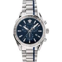 Versace Versace VEHB00519 V-Chrono heren horloge chronograaf 44 mm
