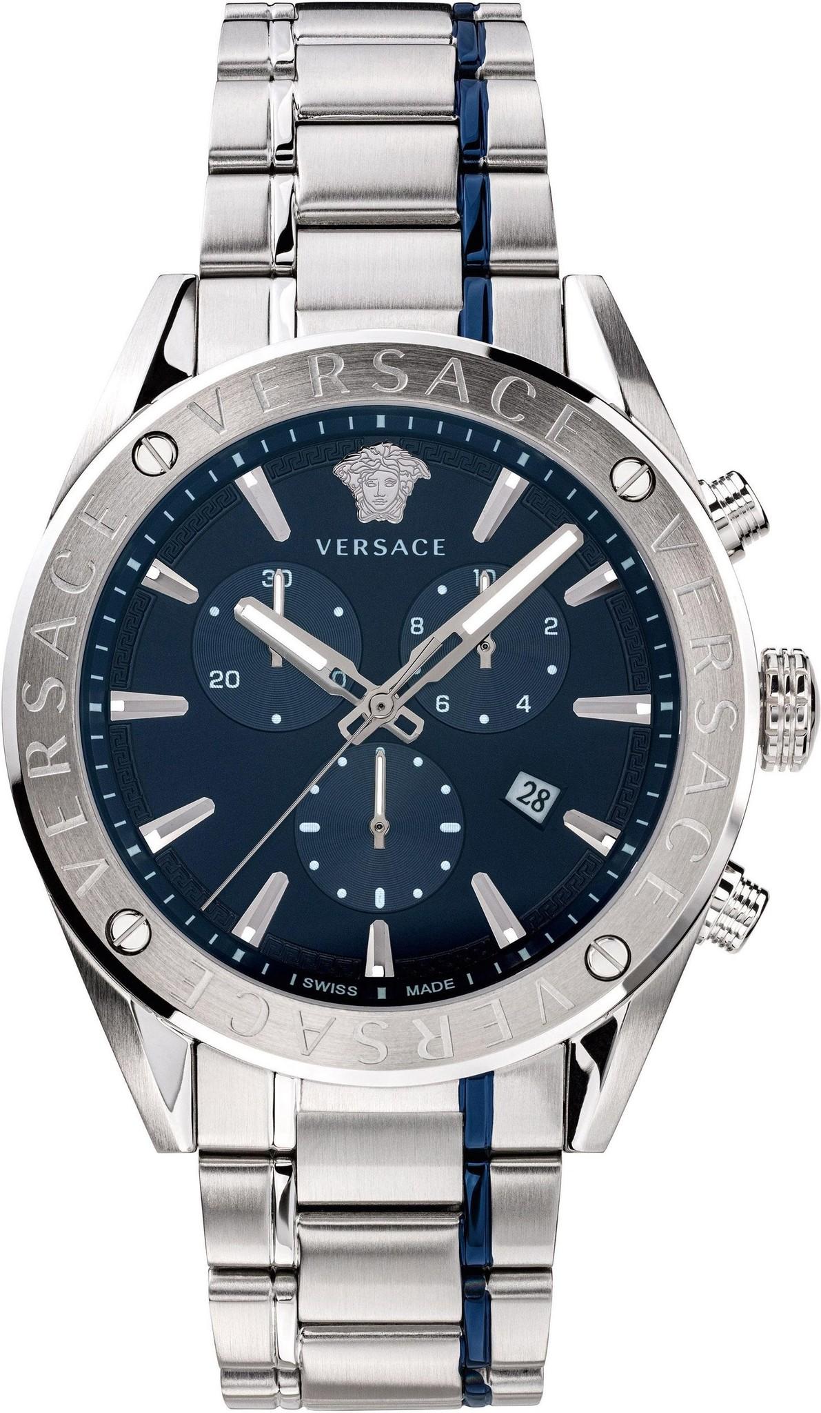 Versace VEHB00519 V-Chrono heren horloge chronograaf