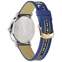 Versace Versace VEBQ01419 V-Circle heren horloge 42 mm