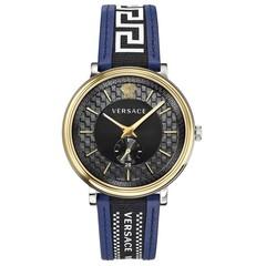 Versace VEBQ01419 V-Circle heren horloge