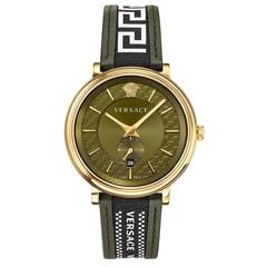 Versace VEBQ01519 V-Circle heren horloge