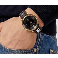 Versace Versace VEBQ01619 V-Circle heren horloge 42 mm