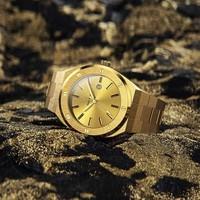 Paul Rich Paul Rich Signature Midas Touch Staal PR68AGS horloge 45 mm