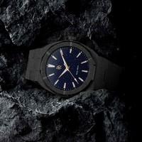 Paul Rich Paul Rich Frosted Star Dust Black FSD01 horloge 45 mm