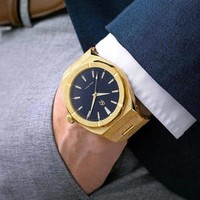 Paul Rich Paul Rich Frosted Star Dust Gold FSD02 horloge 45 mm