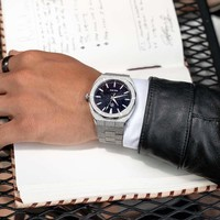 Paul Rich Paul Rich Frosted Star Dust Silver FSD05 horloge 45 mm