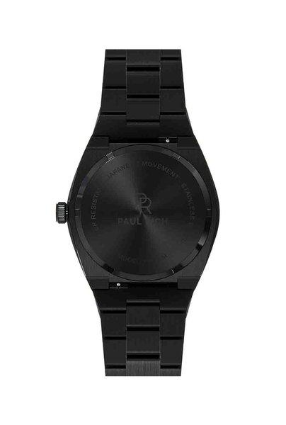 Paul Rich Paul Rich Star Dust Black SD01 horloge 45 mm