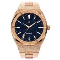 Paul Rich Frosted Star Dust Rose Gold FSD04 horloge
