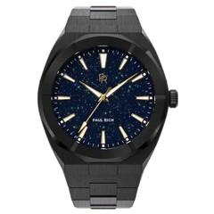 Paul Rich Star Dust Black SD01 horloge