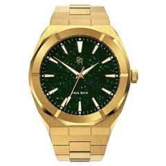 Paul Rich Star Dust Green Gold SD03 horloge