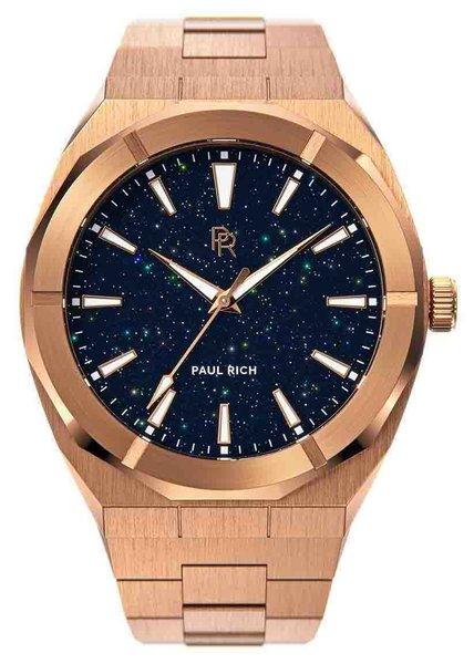 Paul Rich Paul Rich Star Dust Rose Gold SD04 horloge 45 mm