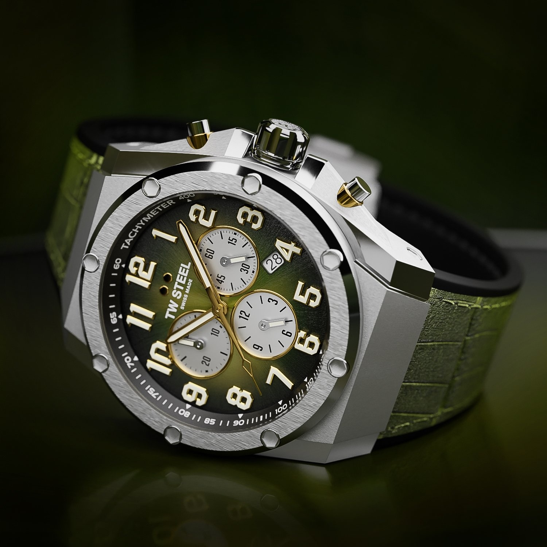 TW Steel ACE131 Genesis Limited Edition heren horloge 44 mm