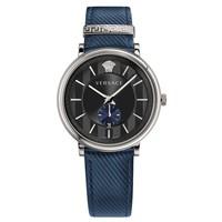 Versace Versace VEBQ01018 V-Circle heren horloge 42 mm