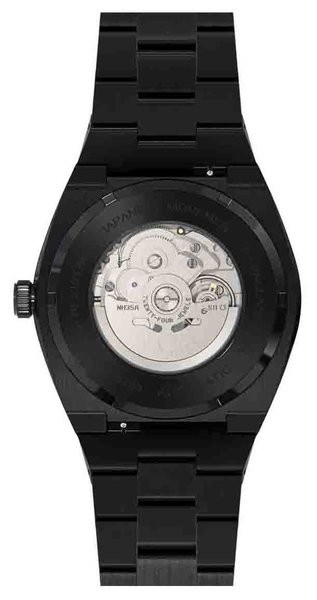 Paul Rich Paul Rich Frosted Star Dust Black FSD01-A42 Automatic horloge 42 mm