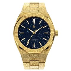 Paul Rich Frosted Star Dust Gold FSD02-42 horloge 42 mm