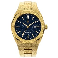 Paul Rich Frosted Star Dust Gold FSD02-A42 Automatic horloge 42 mm