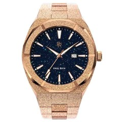 Paul Rich Frosted Star Dust Rose Gold FSD04-A Automatic horloge 45 mm