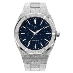 Paul Rich Frosted Star Dust Silver FSD05-42 horloge 42 mm