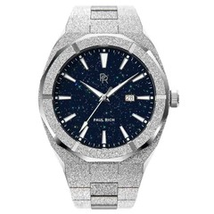 Paul Rich Frosted Star Dust Silver FSD05-A Automatic horloge 45 mm