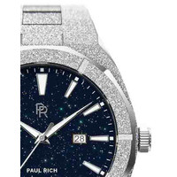 Paul Rich Paul Rich Frosted Star Dust Silver FSD05-A Automatic horloge 45 mm