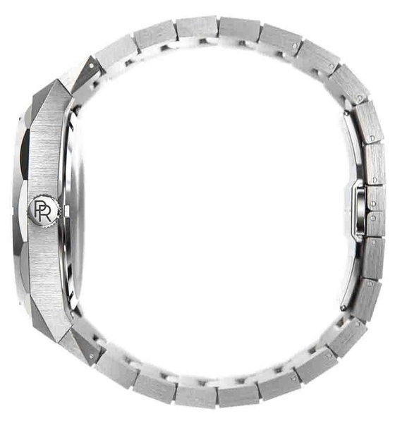 Paul Rich Paul Rich Frosted Star Dust Silver FSD05-A42 Automatic horloge 42 mm