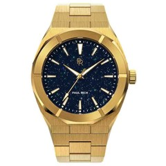 Paul Rich Star Dust Gold SD02-42 horloge 42 mm
