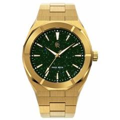 Paul Rich Star Dust Green Gold SD03-42 horloge 42 mm