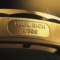 Paul Rich Paul Rich Star Dust Pillars of Creation 3RD Edition SD07 horloge 45 mm