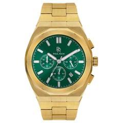 Paul Rich Motorsport Green Gold Steel MSP02 horloge 45 mm