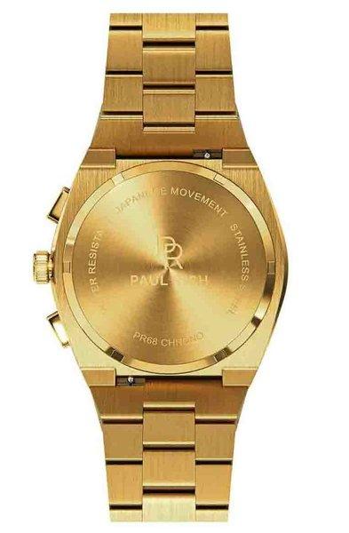 Paul Rich Paul Rich Motorsport Green Gold Steel MSP02 horloge 45 mm