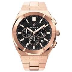 Paul Rich Motorsport Carbon Fiber Rose Gold MCF04 horloge 45 mm