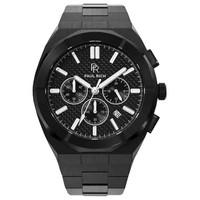 Paul Rich Paul Rich Motorsport Carbon Fiber Black MCF01 horloge 45 mm