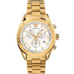 Versace VEHB00719 V-Chrono heren horloge goud