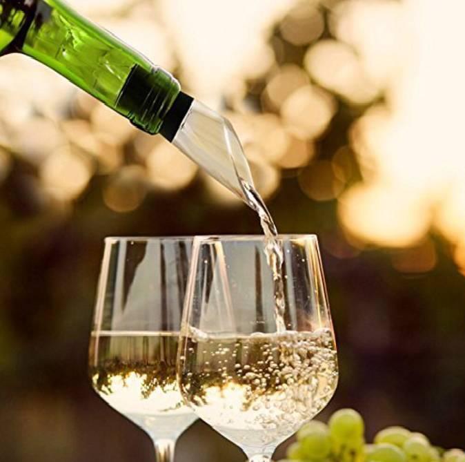Luxe wijnkoeler