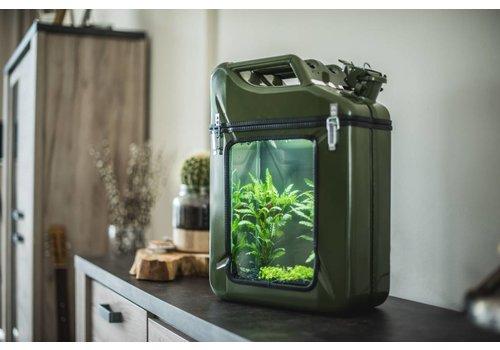 Jerrycan AquaCan Groen