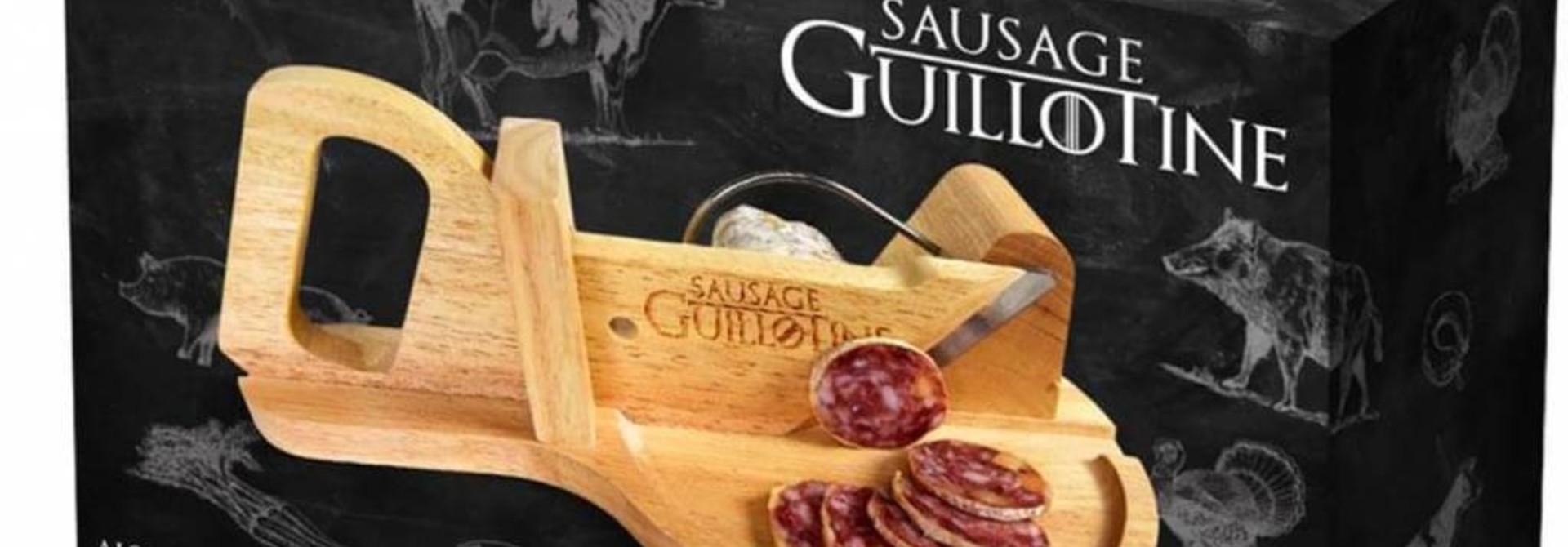Sausage Guillotine