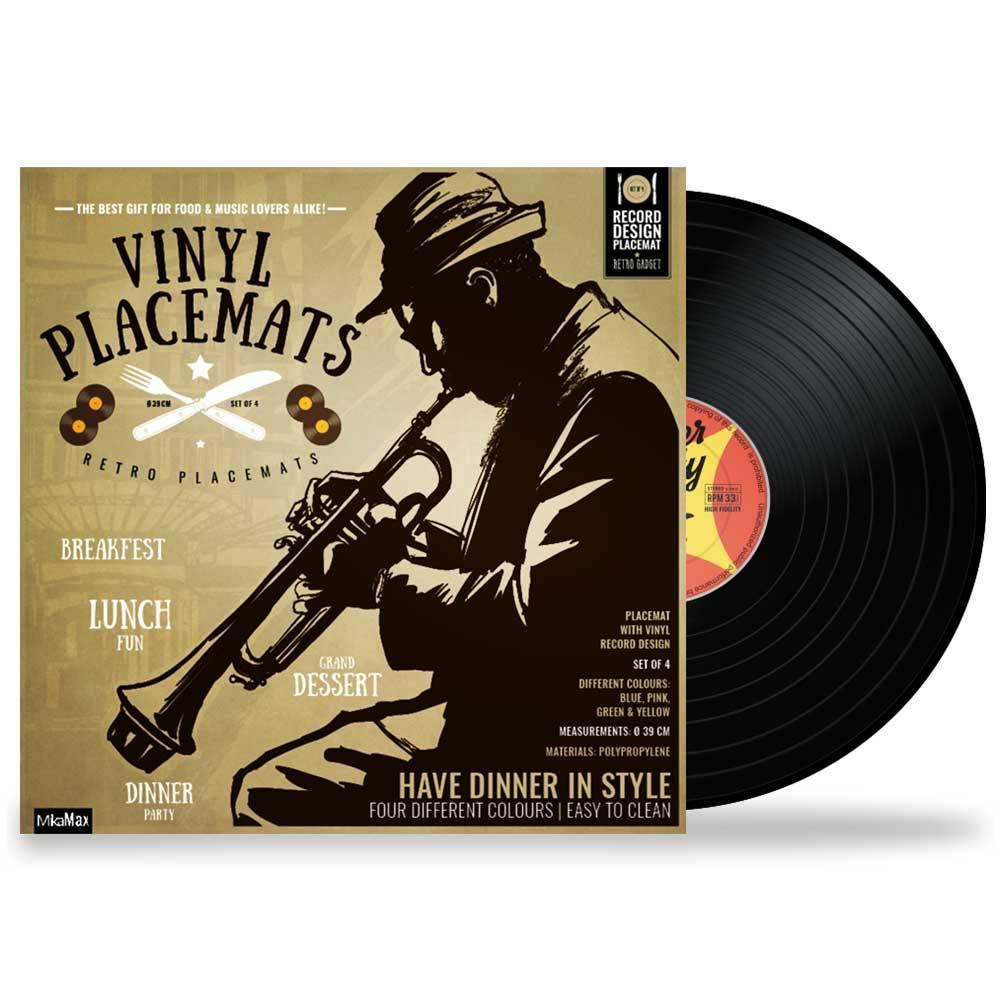 Placemats retro vinyl-2