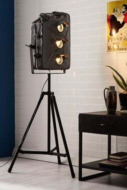 Jerrycan floor lamp