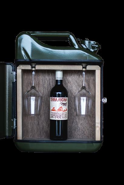 Jerrycan wine bar