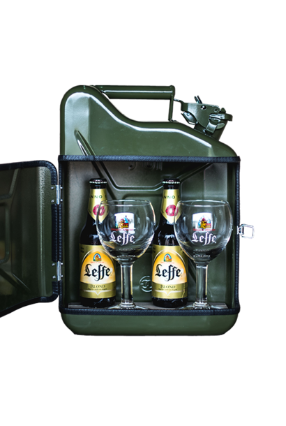 Jerrycan 10L giftset