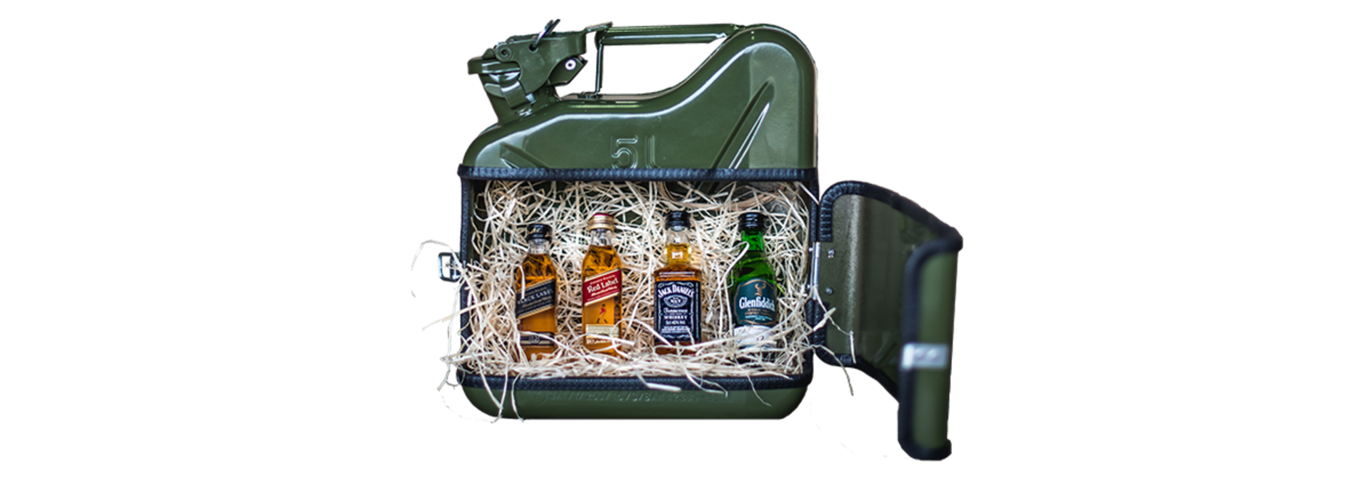Jerrycan 5L package