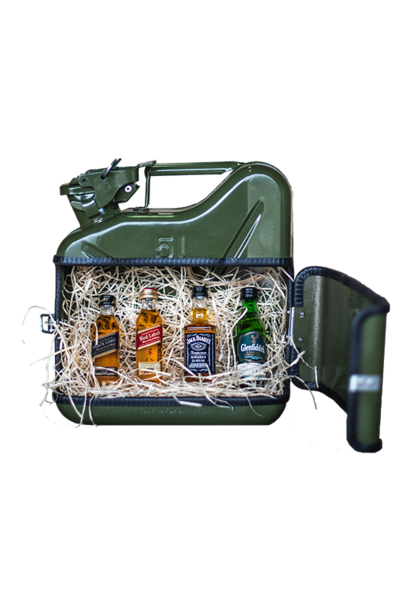 Whiskey tasting package