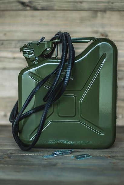 DIY 5L jerrycan package