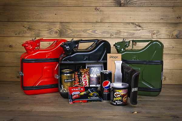 Jerrycan 5L Christmas package black
