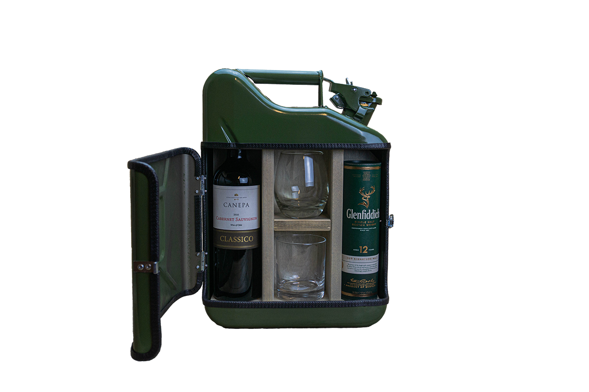 Jerrycan mini his & hers bar-1