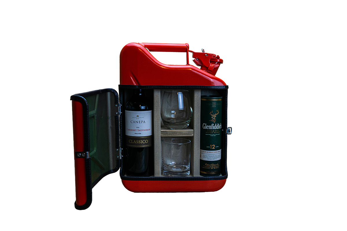 Jerrycan mini his & hers bar-2
